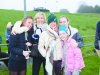 Some of the Carragher family at the Monaghan Phoenix AC Goal Mile, which was held at the Beech Hill Running track. ©Rory Geary/The Northern Standard