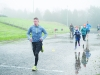 Darragh McKenna taking part in the Monaghan Phoenix AC Goal Mile. ©Rory Geary/The Northern Standard