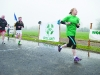 Audrey Harraghey taking part in the Monaghan Phoenix AC Goal Mile, at the Beech Hill Running Track. ©Rory Geary/The Northern Standard