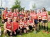 Some of the members of the Blayney Rockets at the Monaghan 10 Miler