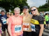 At the Monaghan 10 Miler were (L-R) Pauline Crompton, Naoime and Alanna Meek. ©Rory Geary/The Northern Standard