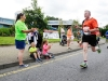 Some of the spectators giving support to the runners in the Monaghan 10 Miler. ©Rory Geary/The Northern Standard