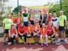 Members of the Blayney Rockets Club at the Monaghan 10 Miler. ©Rory Geary/The Northern Standard