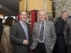 Conor Maguire and Kevin Flanagan at the Monaghan Motor-club 60th gala ball. ©Rory Geary/The Northern Standard
