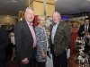 Pictured at the Monaghan Motor-club 60th anniversary gala ball were (L-R) Terence and Roisin Donnelly and Gene Meegan. ©Rory Geary/The Northern Standard