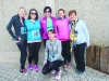 At the Monaghan Town Runners Crocus 5k were Lisa Allister, front with (L-R) Avril Maxwell, Sarah Scott, Claire Carleton, Janice Mackarel and Ruth Scott. ©Rory Geary/The Northern Standard