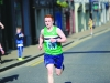 Oisin Fagan taking part in the Monaghan Town Runners Crocus 5k. ©Rory Geary/The Northern Standard