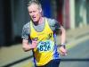 Mark Macklin, Monaghan Town Runners, at the Monaghan Town Runners Crocus 5k. ©Rory Geary/The Northern Standard