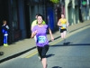 Therese Scott, who was the ladies winner of the Monaghan Town Runners Crocus 5k. ©Rory Geary/The Northern Standard