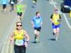 Ann Marie McCleary, Monaghan Town Runners, during the Monaghan Town Runners Crocus 5k. ©Rory Geary/The Northern Standard