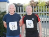 Lou Ginley and John McQuillian at The Ned Run in Scotstown. ©Rory Geary/The Northern Standard