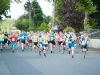 The runners starting The Ned Run in Scotstown, last Friday night. ©Rory Geary/The Northern Standard