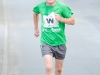 Michael McCarron approaching the finish of The Ned Run. ©Rory Geary/The Northern Standard