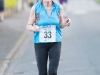 Pauline Rooney as she finished The Ned Run. ©Rory Geary/The Northern Standard