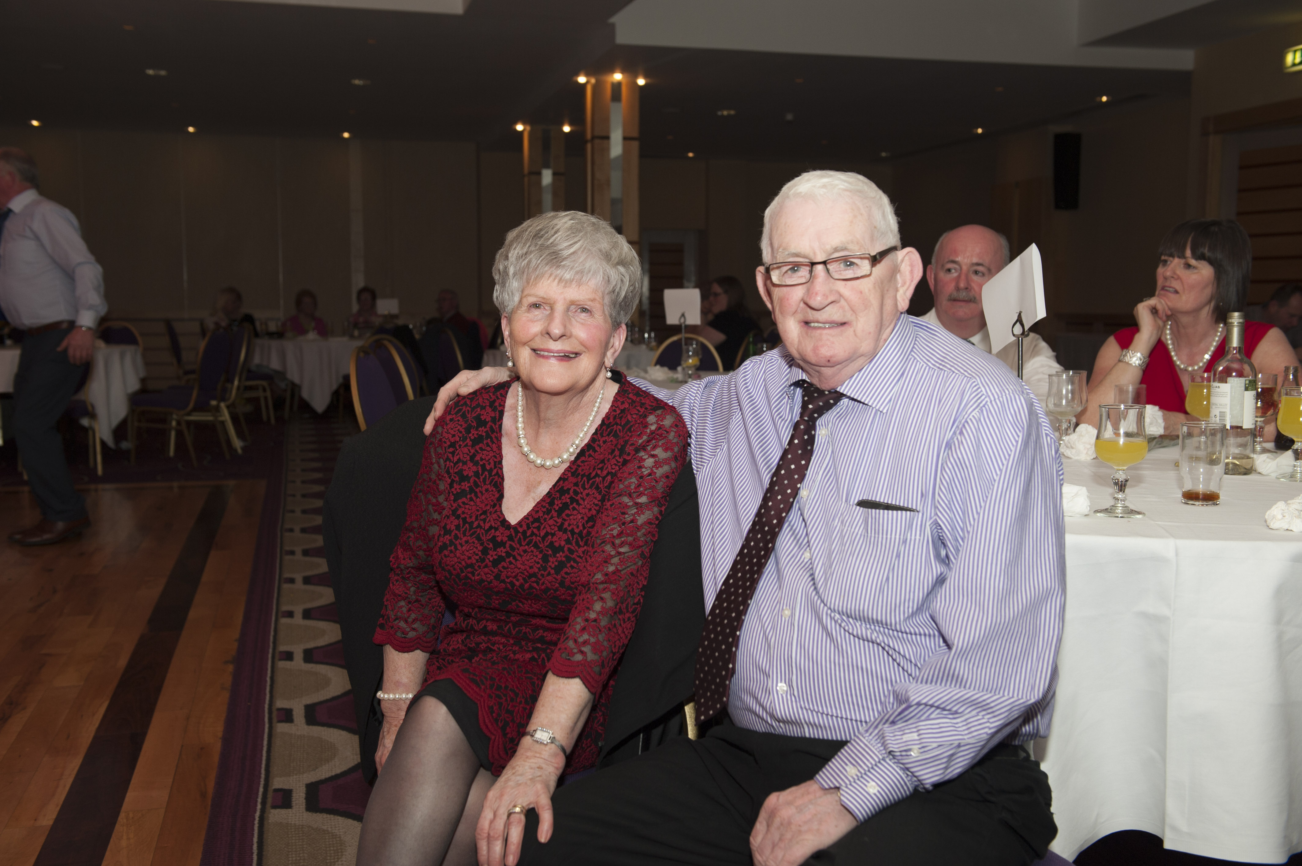 Ann and Anthony Swift at Pat The President's Country Music & Western Night in The Hillgrove Hotel. ©Rory Geary/The Northern Standard