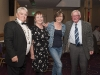 President of Monaghan Rotary Club, Pat Deery, left, with some of his family at Pat The President's Country Music & Western Night for Monaghan Rotary Club in The Hillgrove Hotel. Included are (L-R) Pat Deery, Kathleen McCrudden, Liz Deery and Brian Deery. ©Rory Geary/The Northern Standard