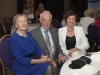 Mary and Michael Quinn with Mary Brennan at Pat The President's Country Music & Western Night for Monaghan Rotary Club in The Hillgrove Hotel. ©Rory Geary/The Northern Standard