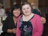 Corinna Donnelly with Claire McElroy at Pat The President's Country Music & Western Night for Monaghan Rotary Club. ©Rory Geary/The Northern Standard
