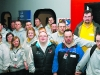 """""""Ripples"""" Special Olympics Club based in Craigavon, CVounty Armagh, pictured at the Ulster Special Olympics Advancement Bowling Event, staged at GR8 Entertainment Complex, Monaghan Road Business Park Castleblayney. Picture: Jimmy Walsh"""