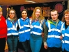 From left; Shirley McKenna, Truagh Special Needs, Emma Muldoon, Eglish, Niamh McGuigan, St. Catherine's College Armagh, Sara McKenna, Armagh, Cormac McGrath, Dungannon and Fionnuala McGrath, St. Catherine's College, Armagh, at the Ulster Special Olympics Advancement Bowling Event, staged at GR8 Entertainment Complex, Monaghan Road Business Park Castleblayney. Picture: Jimmy Walsh