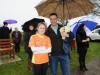 Mai and Gregory Moffett at the Christmas Day Swim at Emy Lake for the Monaghan Parents and Friends. ©Rory Geary/The Northern Standard