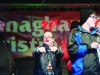 Stephen Kernaghan from the Monaghan Arch Club, singing at the Monaghan Town Christmas Lights Switch-On. ©Rory Geary/The Northern Standard