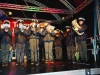 Members of the Monaghan Community Brass Band during the Monaghan Town Christmas Lights Switch-On. ©Rory Geary/The Northern Standard