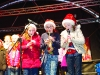 Some of the girls from St Louis Girls National School, playing tin-whistle's at the Monaghan Town Christmas Lights Switch-On. ©Rory Geary/The Northern Standard
