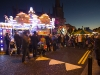 Some of the fairground amusements at the Monaghan Town Christmas Lights Switch-On. ©Rory Geary/The Northern Standard