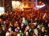 Some of the crowd at the Monaghan Town Christmas Lights Switch-On. ©Rory Geary/The Northern Standard