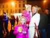 Mens Kierans with some of her family at the Monaghan Town Christmas Lights Switch-On. ©Rory Geary/The Northern Standard